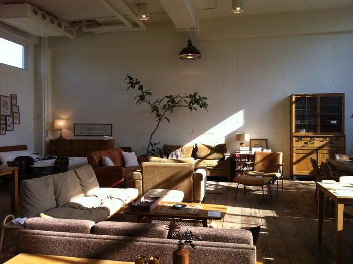 ... 家具店「TRUCK furniture」人気のヒ